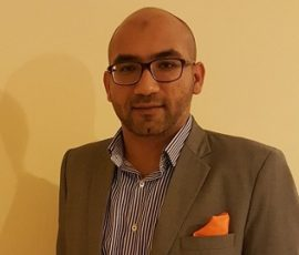 Authlogics Appoints Kamber Devjianie as New Global Account Manager